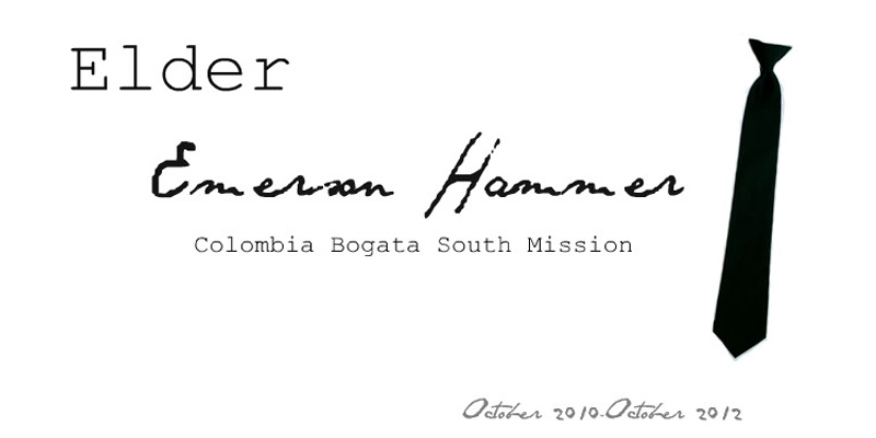 Elder Emerson Hammer
