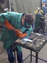 Douglas welding