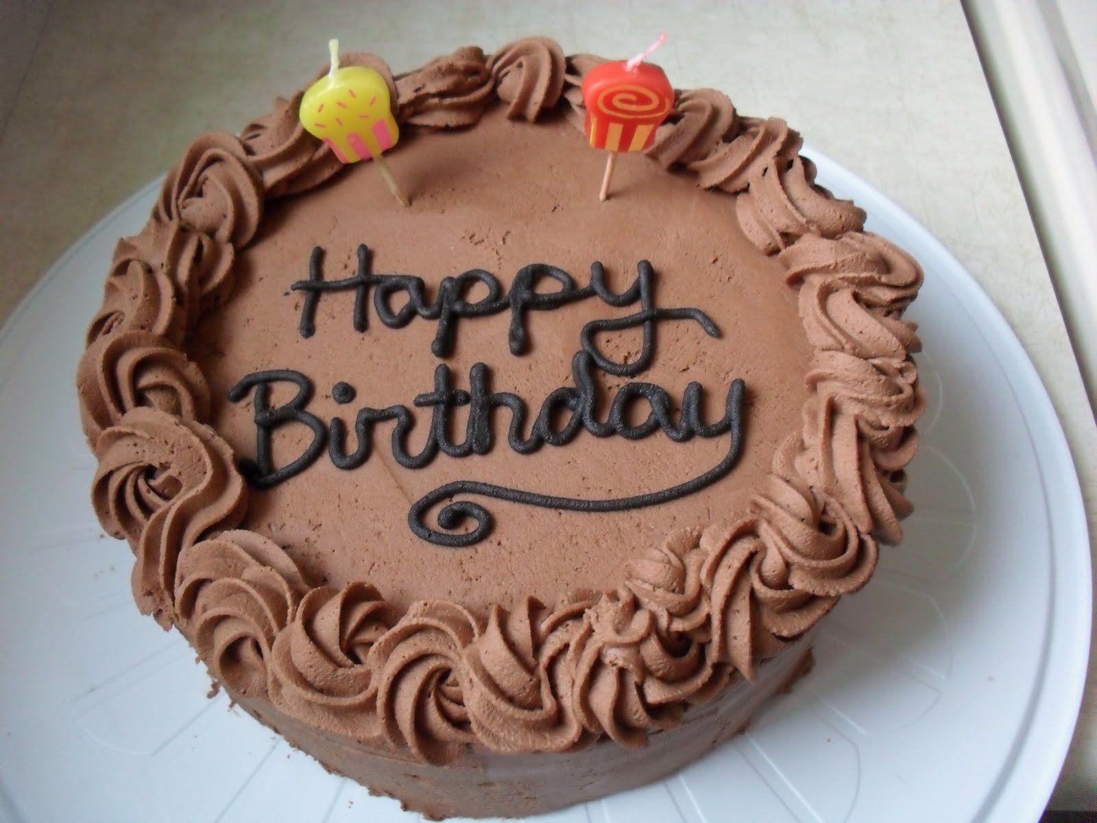 My Kind Of Chocolate Birthday Cake Recipes — Dishmaps