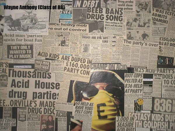 The history of acid house a new wave of british invaders for Acid house history