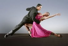 laura legazcue y federico garcia,tango ballet del Uruguay