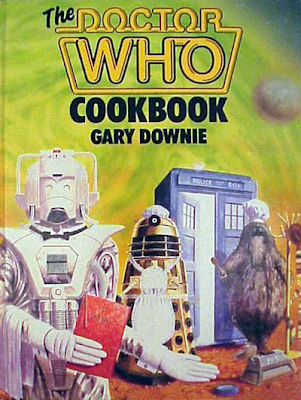 Dr. Who Cookbook