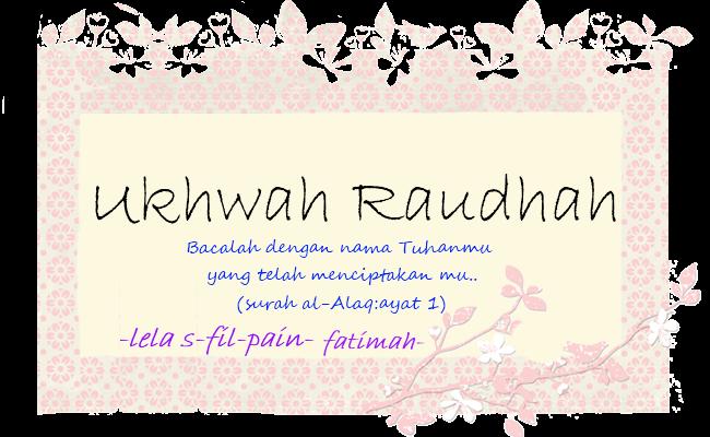 IkHWaTur RaUdhaH