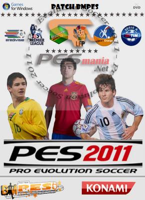 Patch times brasileiros pes 2011 download