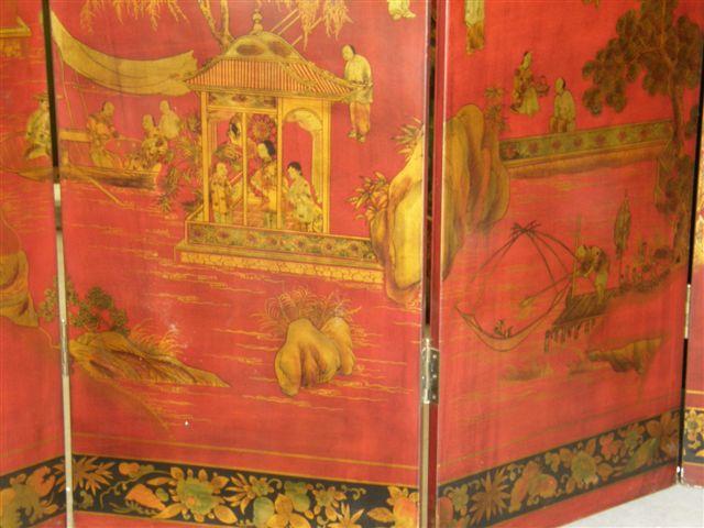 Boceto sobre biombos mekabe home - Biombos chinos antiguos ...