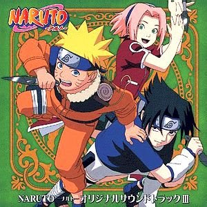 Naruto  on Naruto  Ost 3