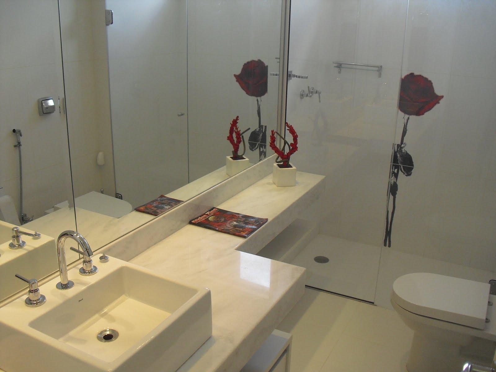 Construir com Arte: Novembro 2010 #91753A 1600x1200 Banheiro Com Porcelanato Via Rosa