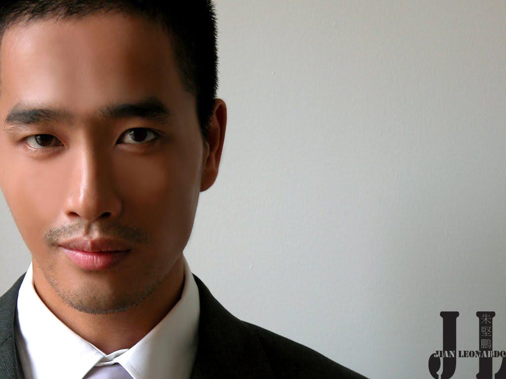 Asian professional male models