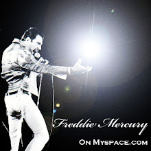 Freddie Mercury On Myspace.com