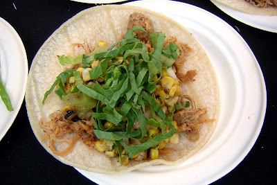 pork confit tacos