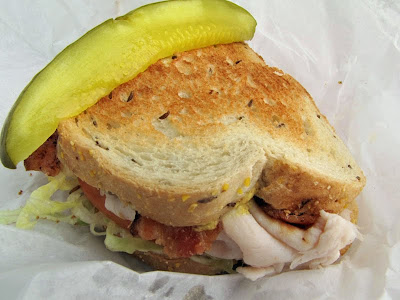 Gee A Deli New Yorker sandwich by Honolulu Mark
