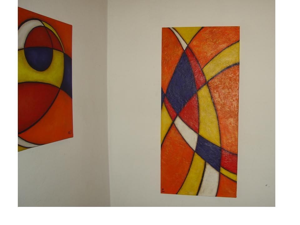 Studiodeco cuadros abstractos con texturas for Imagenes de cuadros abstractos rusticos