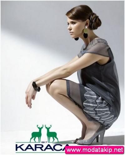 Karaca Elbise ve Tunik Modeli