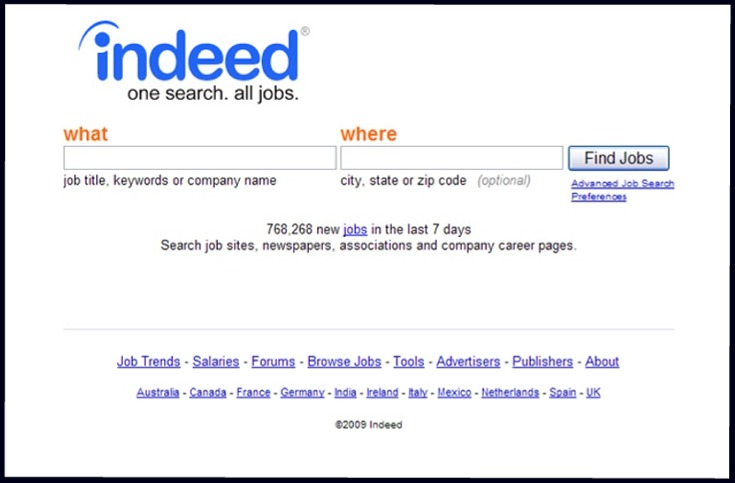 Monkey Simple Tech: If you're looking for a new job, This is the Web
