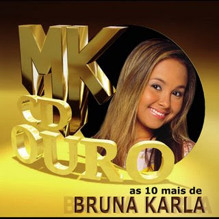 CD Bruna Karla - As 10 Mais