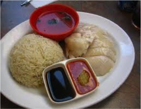 Every Day is a Great Day: Recipe For Singapore Hainanese Chicken Rice