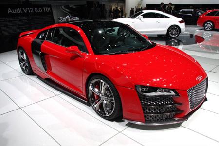 Audi on El Audi R8 Es El Deportivo Mas Impresionante Que A Echo Audi Despues