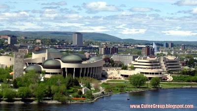 Civilization Museum - Gatineau Hull-Ottawa (Canada)