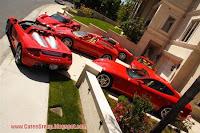 Ferrari in France