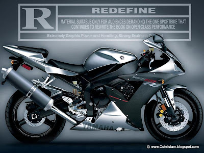 Yamaha Redefine Bike