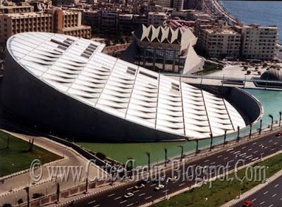 Bibliotheca Alexandrina (  Egypt )