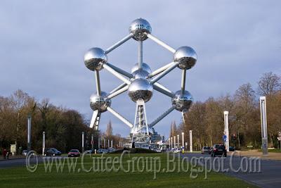Atomium (  Brussels ,  Belgium )