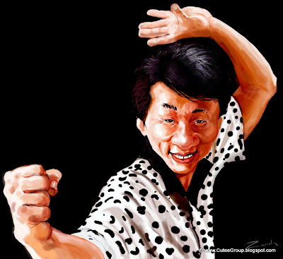 Martial Art King Jackie Chan
