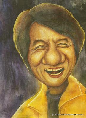 Martial Art King Jackie Chan