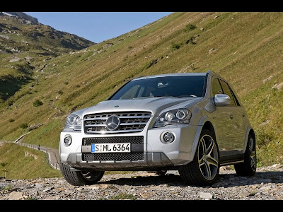 Mercedes-Benz ML 63