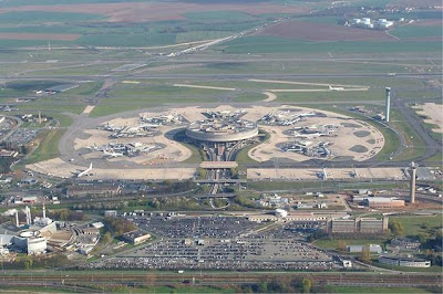 WORLD'S BUSIEST AIRPORT...............NEW YORK J.F.K International Airport , New York.....................USA