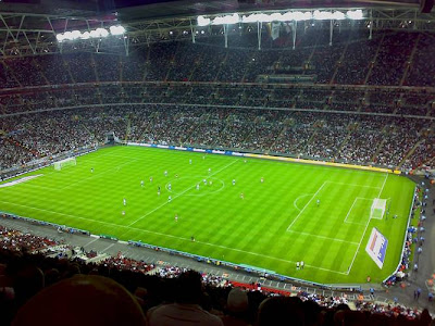WORLD'S COSTLIEST STADIUM.........ENGLAND New WEMBLEY STADIUM, London....90, 000 capacities................cost.....$1.6 billion