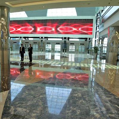 DUBAI AIRPORT TERMINAL 3
