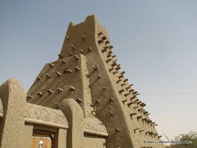 Sankore Masjid in Timbuktu