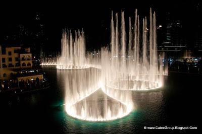 Amazing Water Fountain