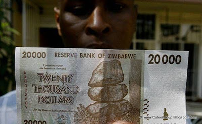 And then it started again: 20 000 dollars note in September.