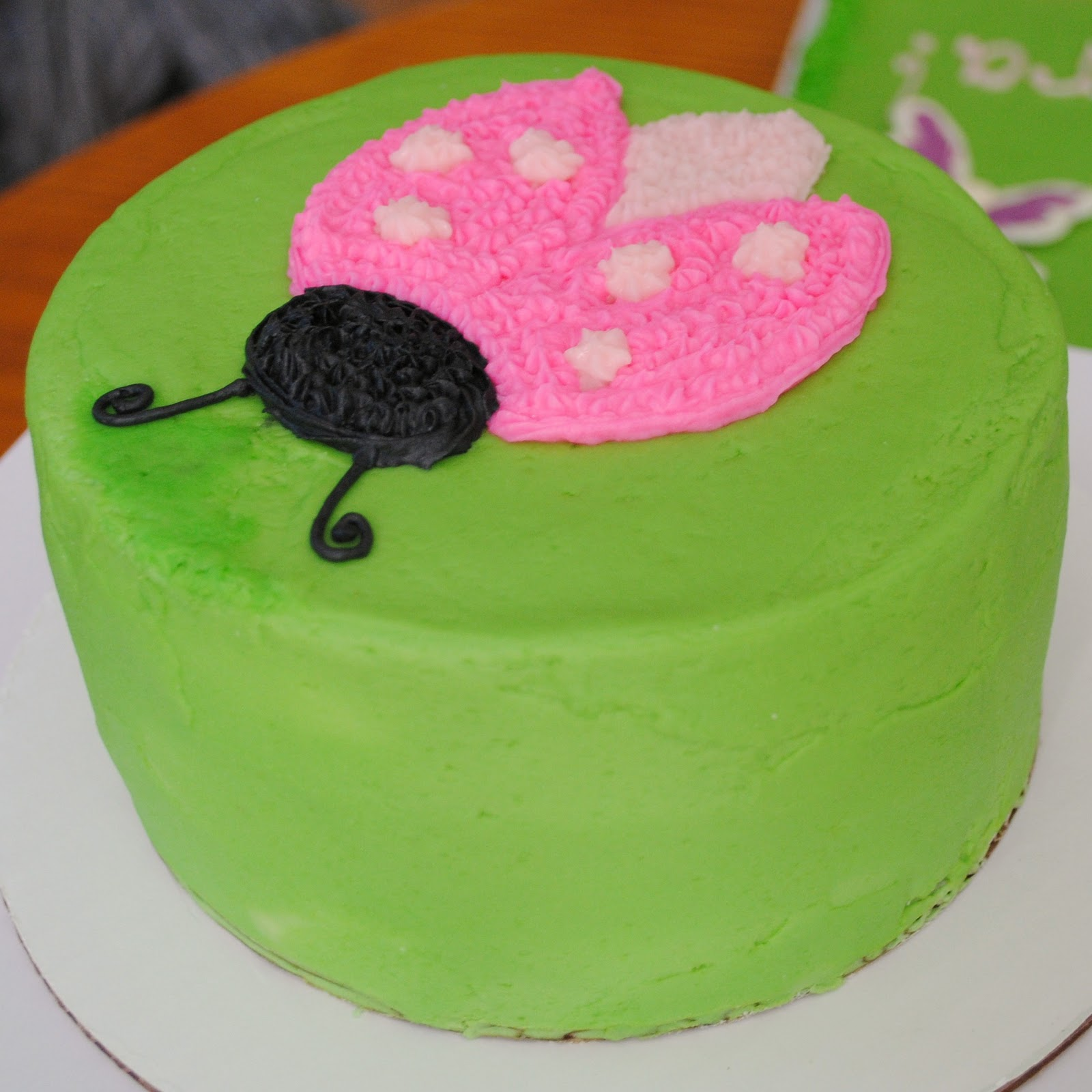 Homemade By Holman Classic Yellow Birthday Cake