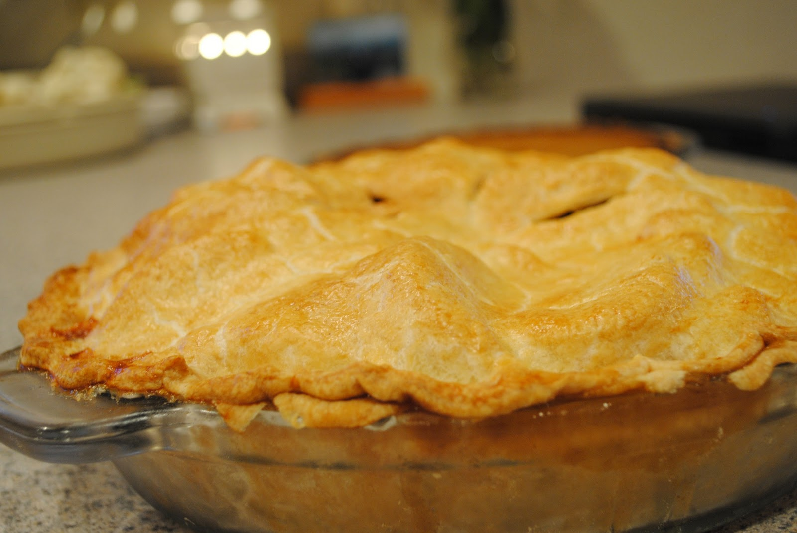 Homemade By Holman: Classic Apple Pie