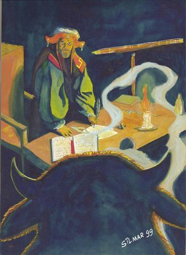 feiticeiro tibetano