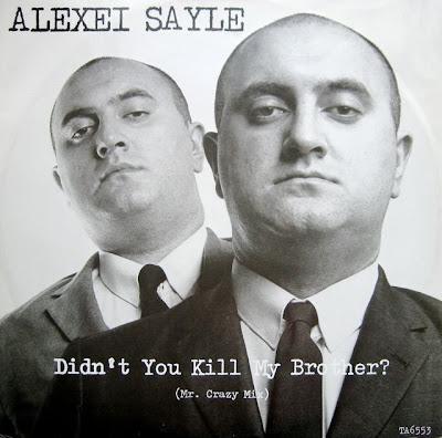 Alexei Sayle - Didn't You Kill My Brother? 12