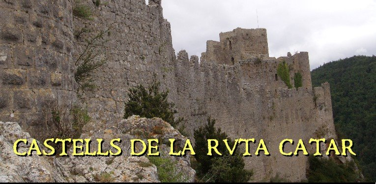 CASTELLS DE LA RUTA CÀTAR