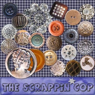 سكرابز-أزرار - شرايط - فيونكات ScrappinCopCUButtons2_preview