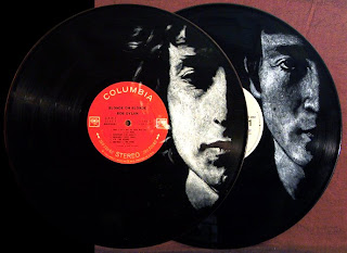 Dylan and Lennon - (i) inspired by photos by Jerry Schatzberg and Astrid Kirchherr