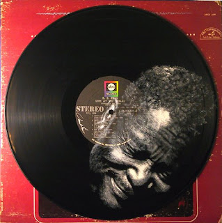 B.B. King - (i) inspired by photo by Bob Guthridge