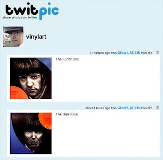 The Beatles on TwitPic