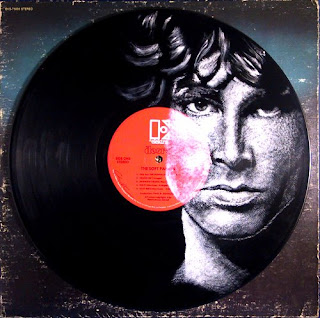 Jim Morrison - (i) inspired by photo by Joel Brodsky