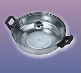 STAINLESS STEEL POT FREE WITH INDUCTION COOKER