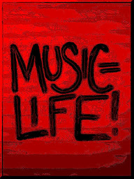 Music is what life sounds like.  ~Eric Olson