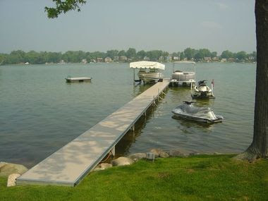 Boat Docks and Floating Docks From Instant Marine