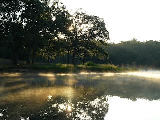 Okmulgee Lake August 28