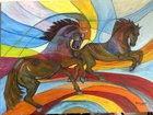 Comentario sobre cavalos Andamento